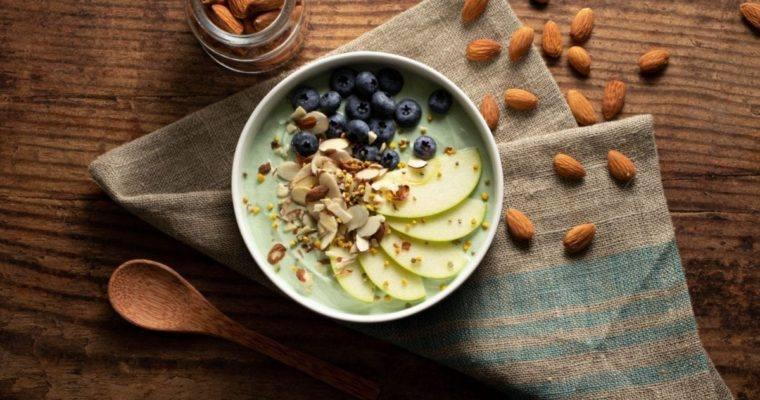 Green Apple Yogurt Bowl