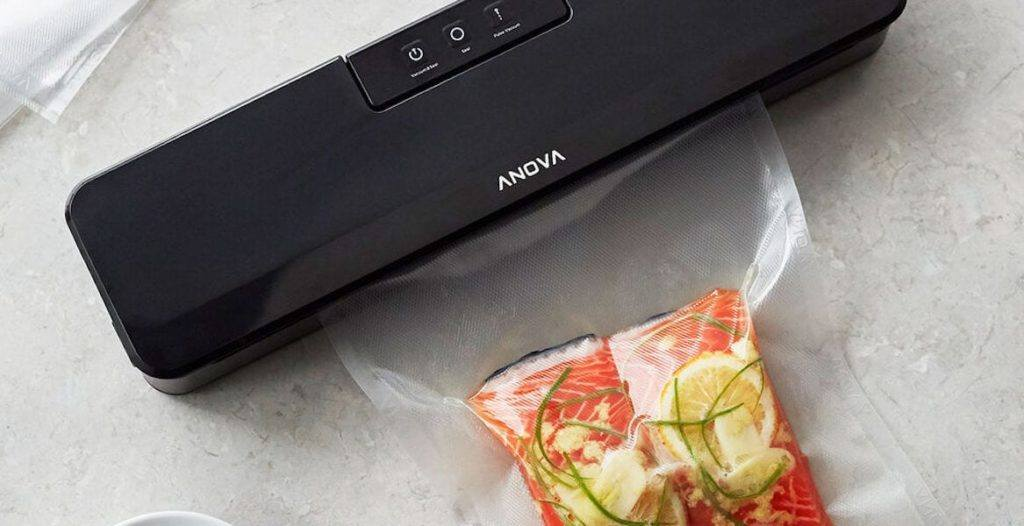 Anova Precision Vacuum Sealer Freezer Friendly Freezing and reheating your meal prep