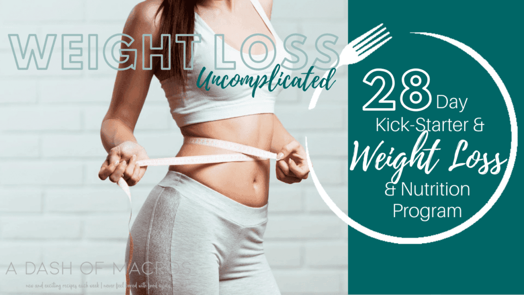 28 Day Weight Loss and Nutrition Program Thumbnails