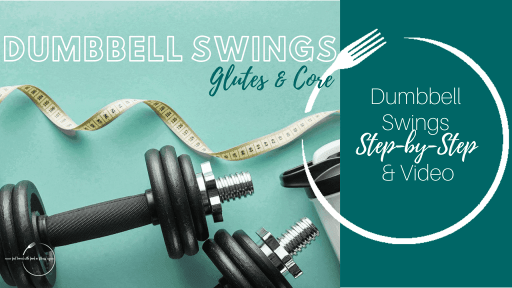 Dumbbell Swings Total Body Exercise for Weight Loss Thumbnail