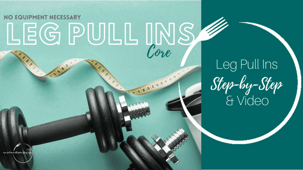 Leg Pull Ins Core Exercise For Weight Loss Thumbnail