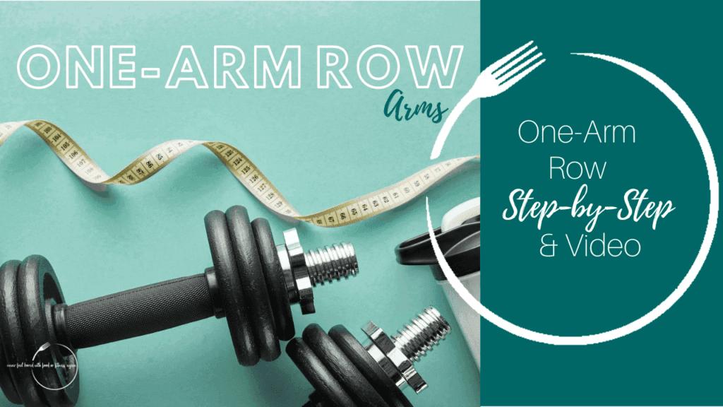 One Arm Row Exercise Thumbnail