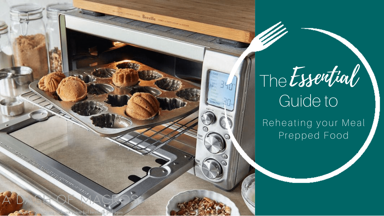 The Essential Guide to Reheating Your Meal Prepped Food