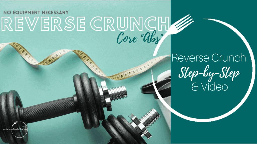 Reverse Crunch Core Exercise Thumbnail