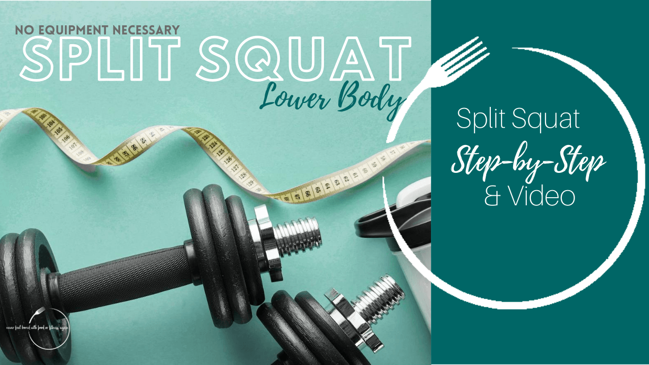 How to Do a Split Squat: Step-by-Step & Video