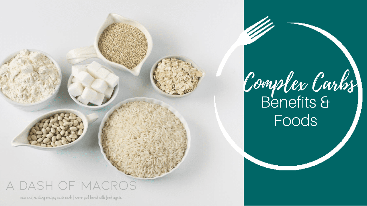 Complex Carbs, Your Body's Source of Necessary Fuel!