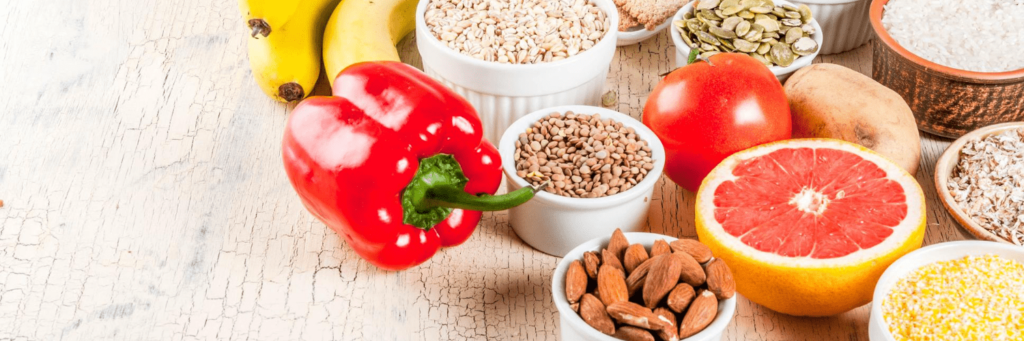 Healthy Carbs, Your Body's Source of Fuel