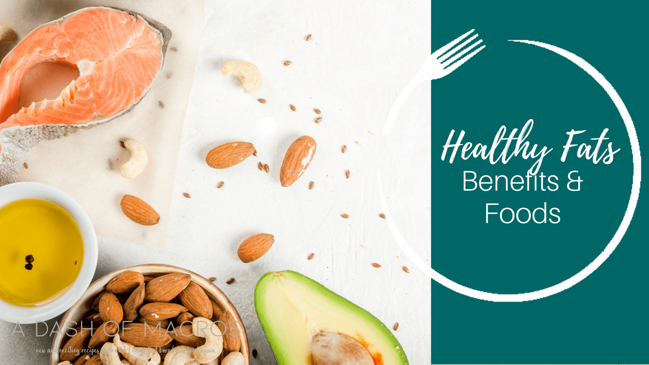 Healthy Fats, Good Fats you Need for Weight Loss!