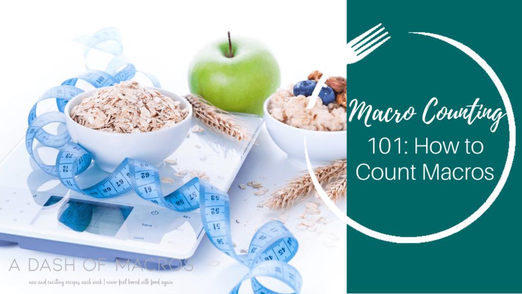 Macro Counting 101