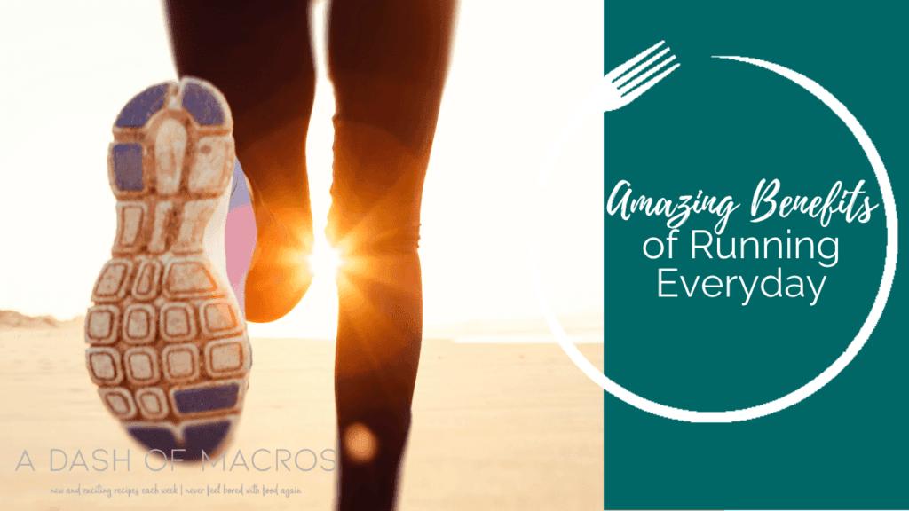 Amazing Benefits of Running