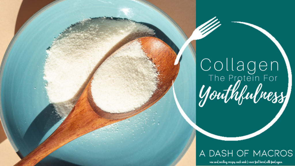 Collagen The Protein for Youthfulness